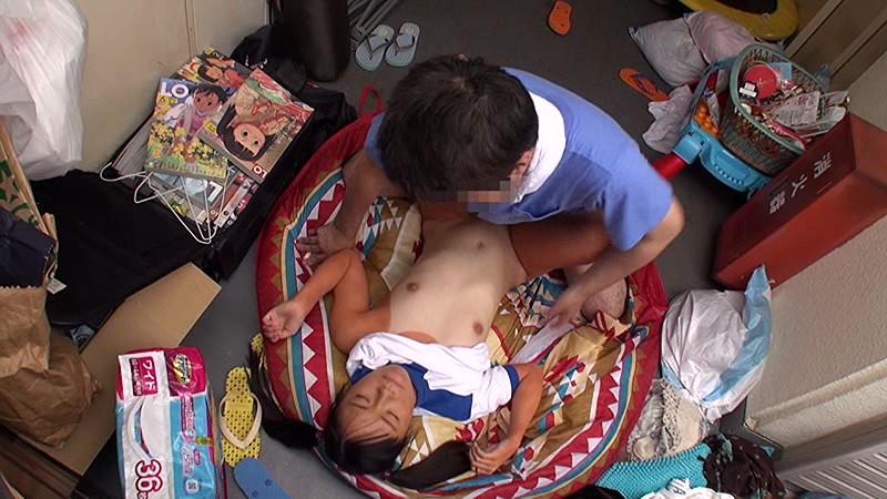 江戸川共同区営団地 日焼け少女わいせつ映像 無料エロ画像19