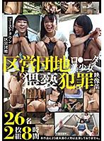 区営団地ロ●ータ美少女猥褻犯罪映像集2枚組8時間