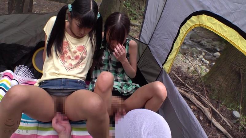 自然教室日焼け美少女わいせつ映像1