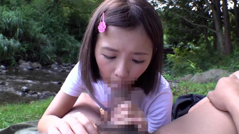 自然教室日焼け美少女わいせつ映像8