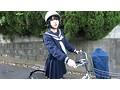 自転車通学の○学生を狙った尾行拉致野外レ●プ映像sample1