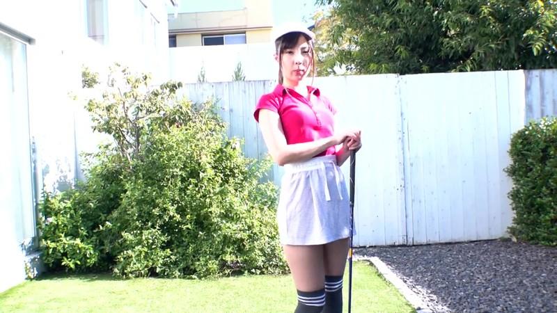 金田亜弥 「バイリンガルでゴルフメーカーアンバサダー衝撃の出演!!」 サンプル画像 15