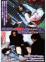歌舞伎町で変質者に連れさられた地方出身の女たち 8人 ダウンロード