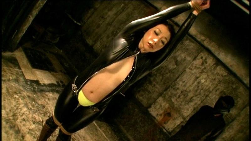 浣腸女刑事3 生贄魔肛地獄 西城玲華3
