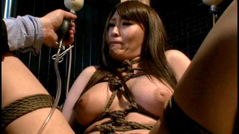 敗戦国の女4 虜囚姫恥肛バルーン浣腸電流地獄 姫川きよは13