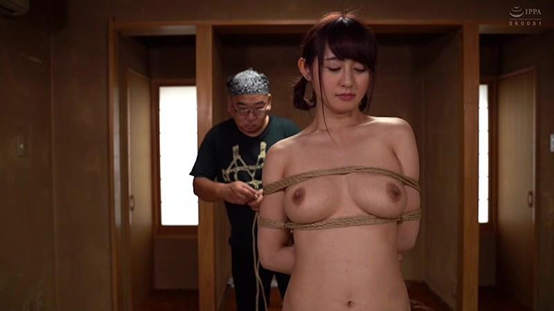 HOW TO KINBAKU〜乳房十文字縛り〜 星空もあ キャプチャー画像 4枚目