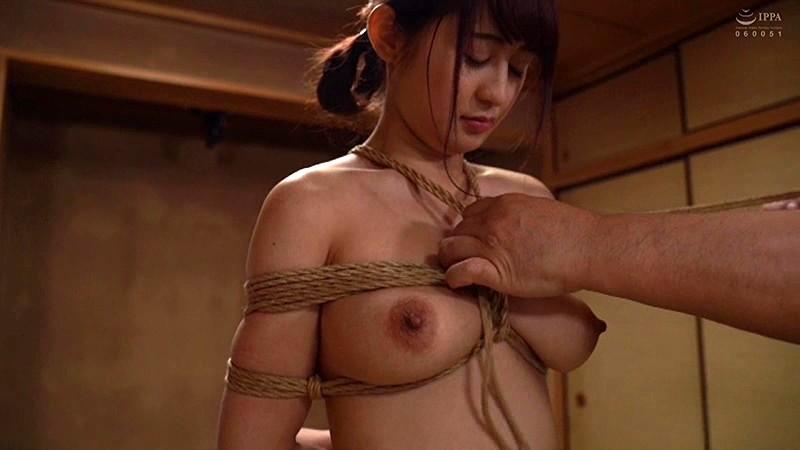 HOW TO KINBAKU〜乳房十文字縛り〜 星空もあ キャプチャー画像 6枚目