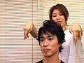 現役素人美容師&メイクさんをアンケート調査という名目でヤ...sample4