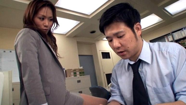 【#妃すみれ】女上司の誘惑 妃すみれ[53dv958][53DV958] 1