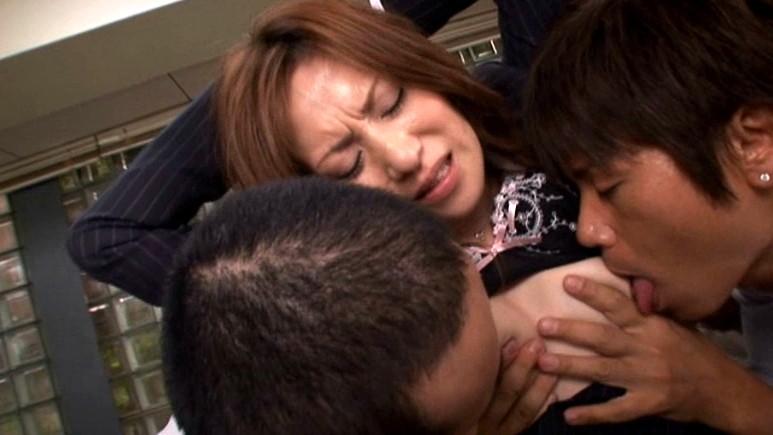 【#妃すみれ】女上司の誘惑 妃すみれ[53dv958][53DV958] 15
