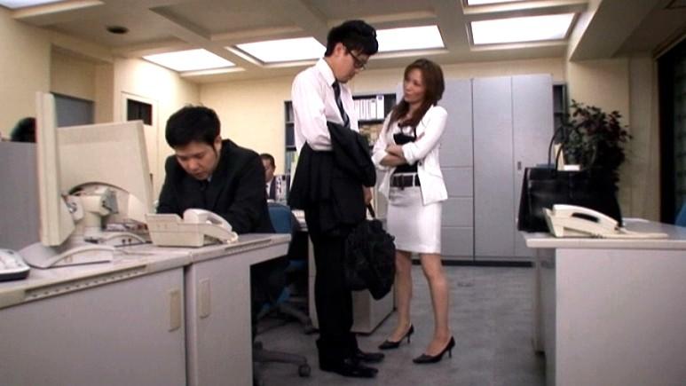 【#妃すみれ】女上司の誘惑 妃すみれ[53dv958][53DV958] 7