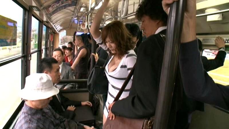 【麻美ゆま凌辱】スケベセクシースレンダーなHな巨乳の美女の、麻美ゆまの凌辱レイプ痴漢プレイがエロい。