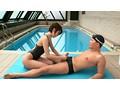 憧れの競泳水着インストラクター 優希まことsample2