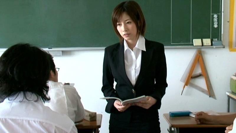 巨乳が教師になるんじゃねぇ!! 奥田咲1