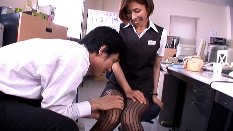 毎日やらしいパンスト履いてる女子社員 朝日奈あかり 画像1