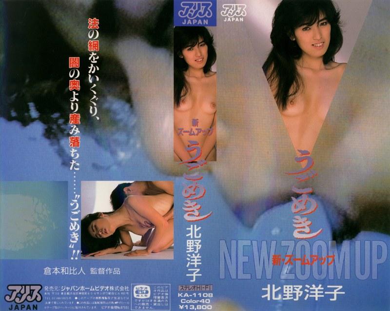 新・ズームアップ 北野洋子