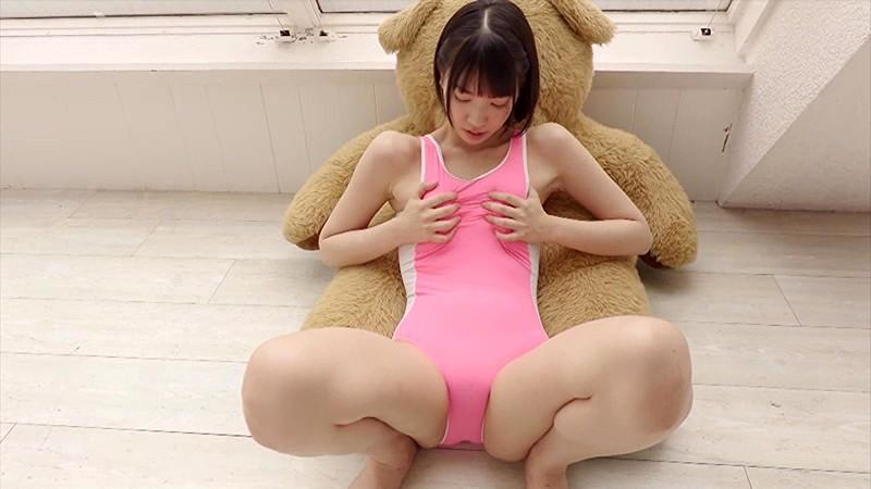 パイパンヌード〜無●正・美巨乳Eカップ・超S級美少女〜鈴木心春 17枚目