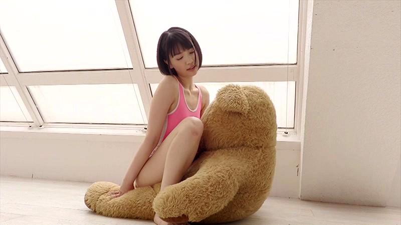 パイパンヌード〜無●正・美巨乳Eカップ・超S級美少女〜鈴木心春 20枚目