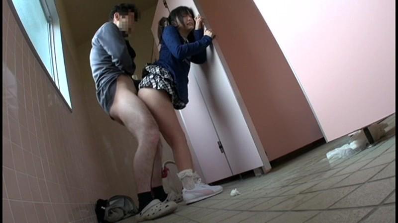 公衆トイレでおきた少女わいせつ犯罪映像記録 8時間|無料エロ画像18