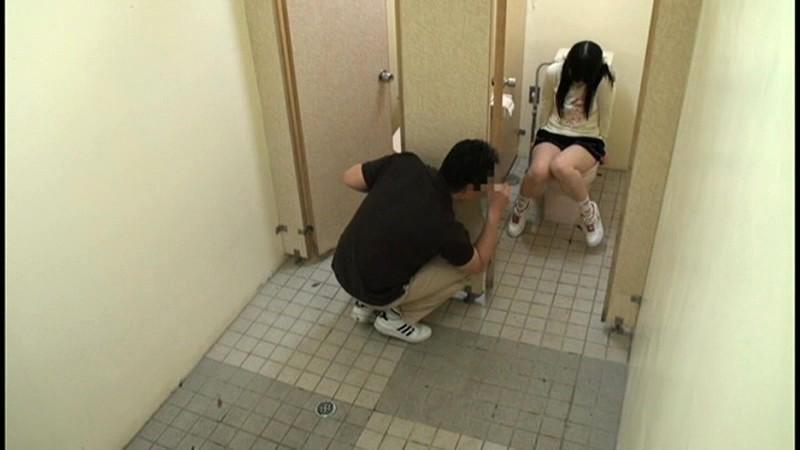 公衆トイレでおきた少女わいせつ犯罪映像記録 8時間|無料エロ画像3