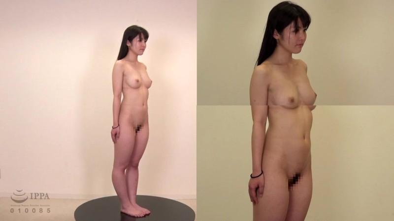 素人女性98人の全裸解体新書 2枚組8時間 14枚目