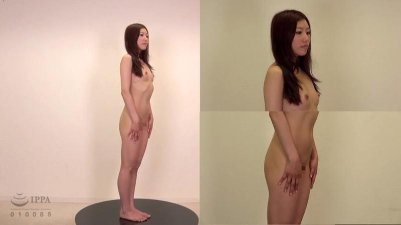 素人女性98人の全裸解体新書 2枚組8時間 15枚目