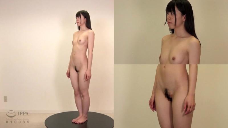 素人女性98人の全裸解体新書 2枚組8時間 18枚目