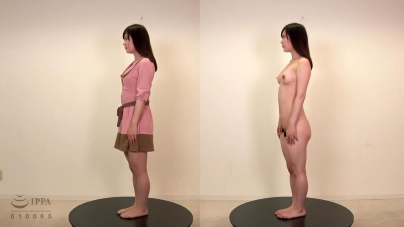 素人女性98人の全裸解体新書 2枚組8時間 19枚目