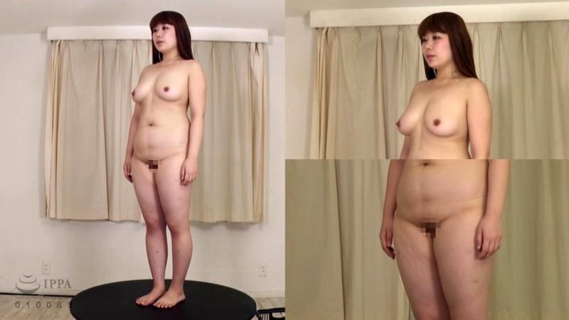 素人女性98人の全裸解体新書 2枚組8時間 5枚目