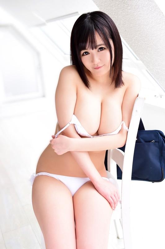 結城日向多 「黒髪乙女~Hカップ!超爆乳少女~」 サンプル画像 2