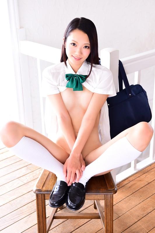 桐生七乃葉 「黒髪乙女~クールビューティ!魅惑のスレンダー美少女~」 サンプル画像 2