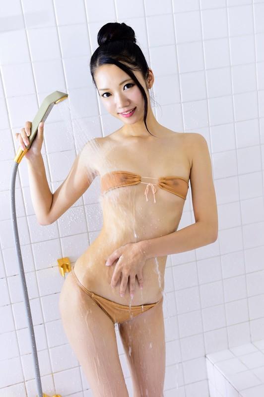 桐生七乃葉 「黒髪乙女~クールビューティ!魅惑のスレンダー美少女~」 サンプル画像 9