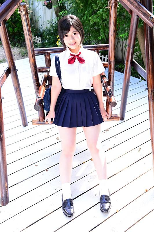 武田ちなみ 「黒髪乙女~アナル全開!ショートカット尻穴美少女~」 サンプル画像 10