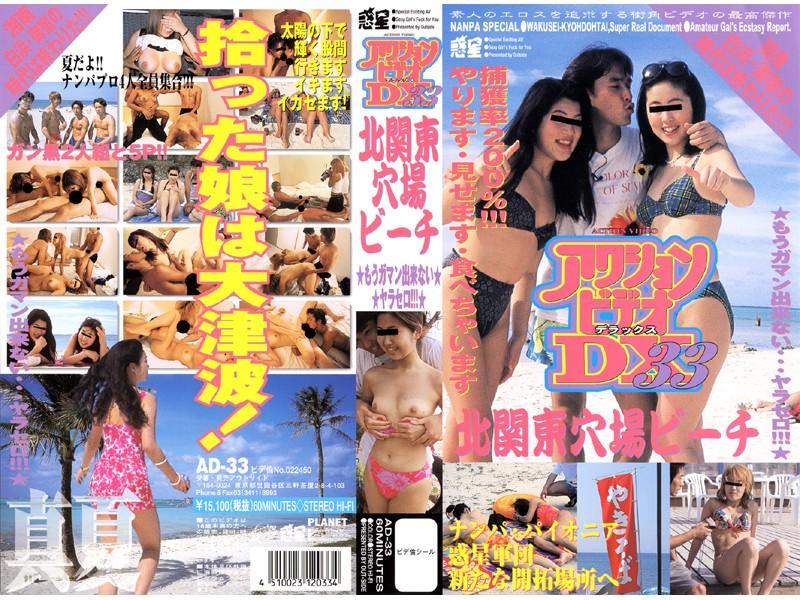アクションビデオDX 33
