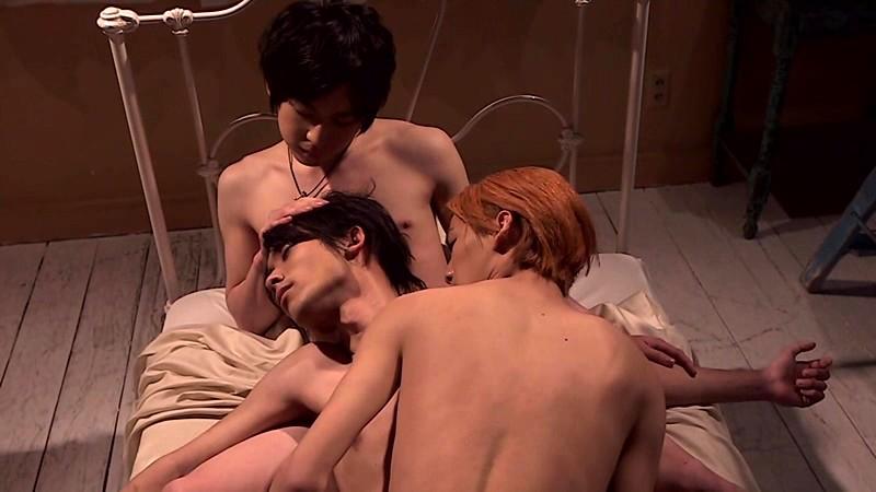 BLコスプレ♯2 Attack on BoysLove-19 イケメンAV男優動画/エロ画像