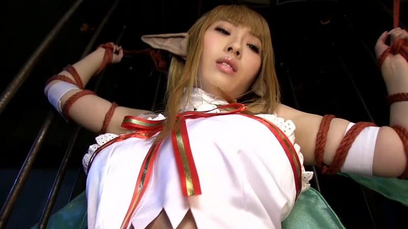 美少女剣士ア○ナ×アナルマ○コ 2穴中出しファック×フィストファック ゆい1