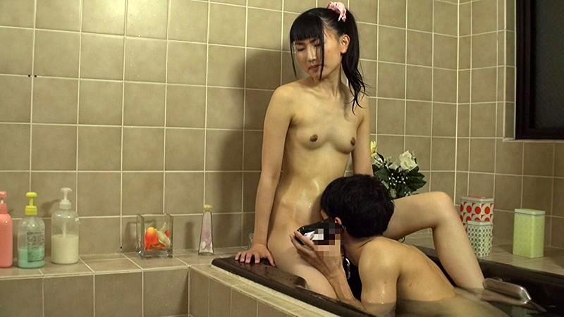 おにいちゃん、いっしょにお風呂はいっても…いい? 〜性に目覚めたパイパン妹とお風呂で中出し性交〜 無料エロ画像19