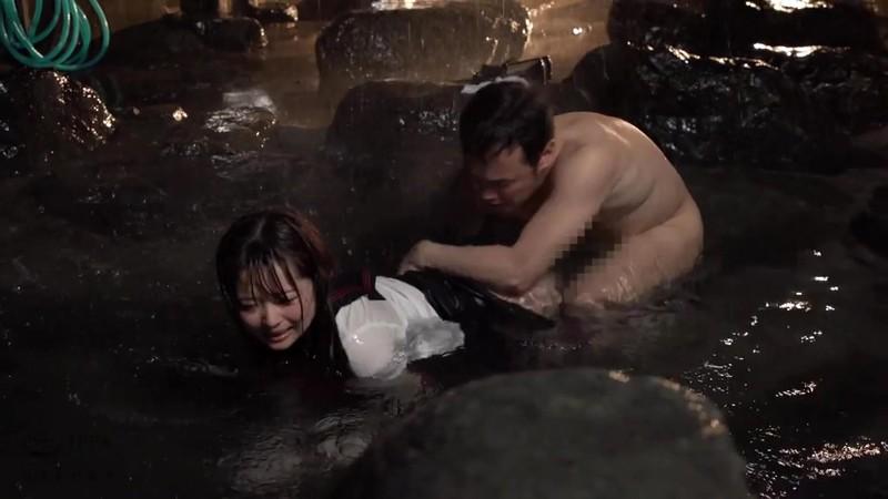 びしょ濡れ女子●生雨宿り強●わいせつ7