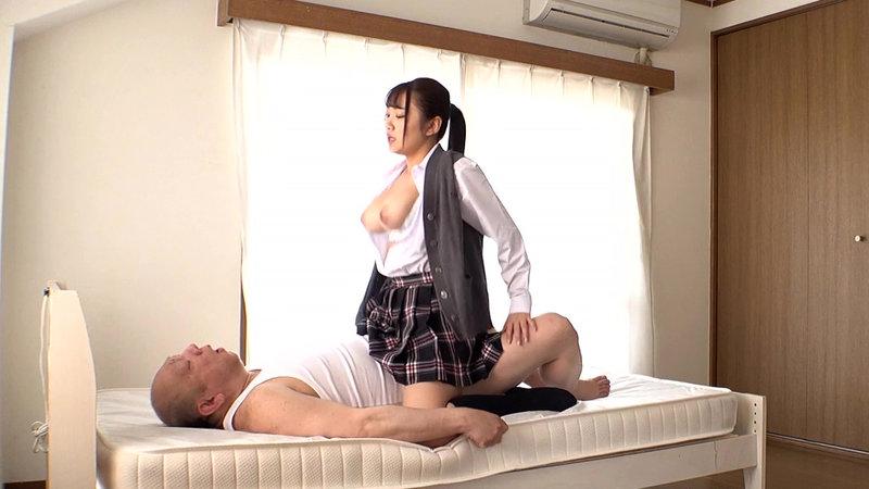 妻が居ない日、巨乳の義理の娘を犯し尽くす父親近親相姦映像3