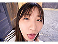 【VR】夏の日、ゲリラ豪雨のバス停でびしょ濡れのキミと… 伊...sample4
