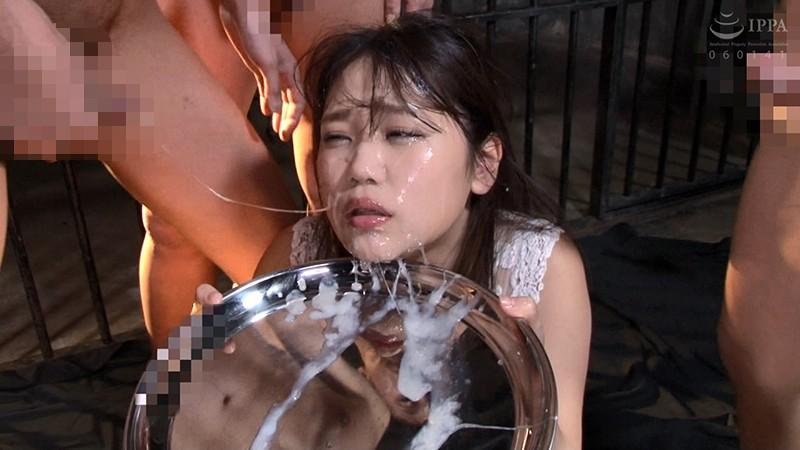 無双アナル便器女 ガチ小便・ガチごっくん・ガチぶっかけ大量64発 持田栞里 6枚目