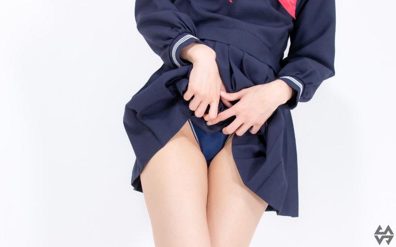【VR】新感覚フェチグラビア 来栖うさこ 放課後編
