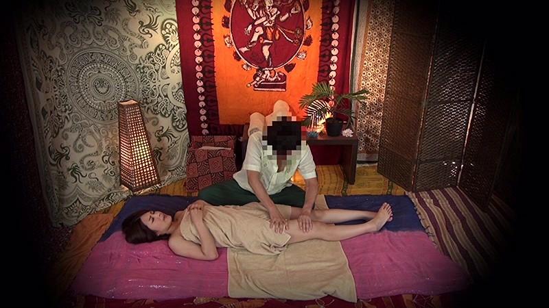 素人人妻をタイ古式マッサージの無料体験と偽り騙して癒して中出ししちゃいました 目黒区編 16