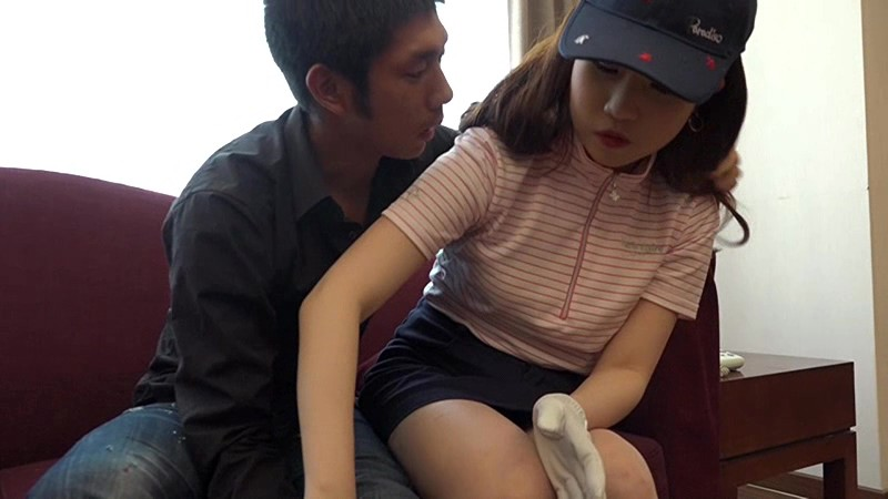衝撃! あの韓流プロゴルファーAV出演。韓国史上最強のスキモノ美女ゴルファーとまさかの19番ホールinワン! チヨン、ミナ、ユリ 無料エロ画像8