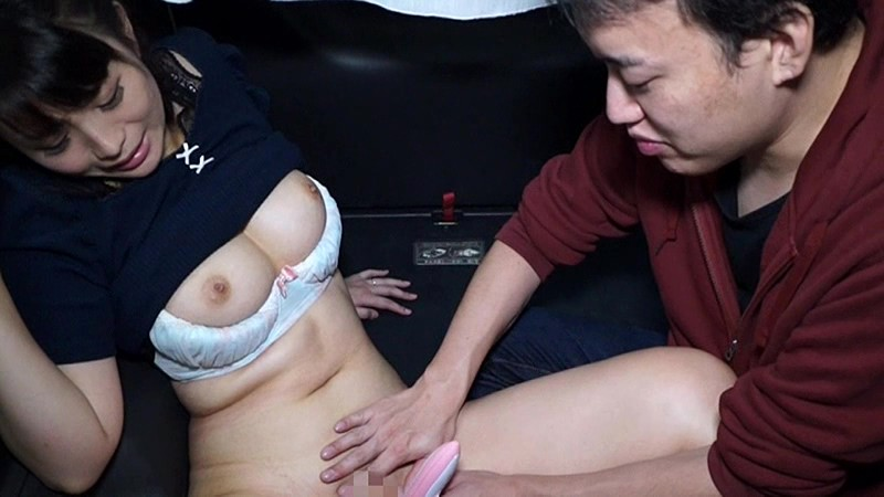天然Fカップ巨乳妻をナンパ性交 くるみサンプルF2