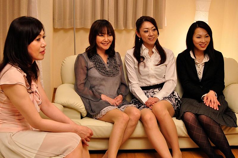 リアルドキュメント バツイチ熟女 四十路・五十路 熟年婚活SEX 12人4時間