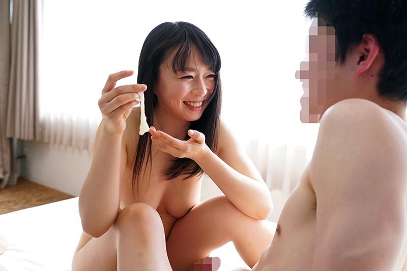 羽田希が優しくねっとりしてあげる ガチ童貞筆下ろしドキュメントのサンプル画像