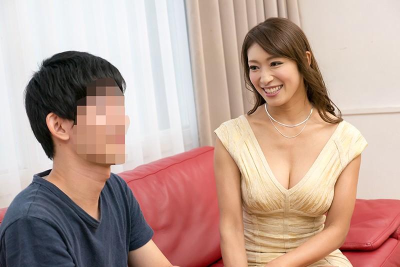 小早川怜子が優しくねっとりしてあげる ガチ童貞筆下ろしドキュメント