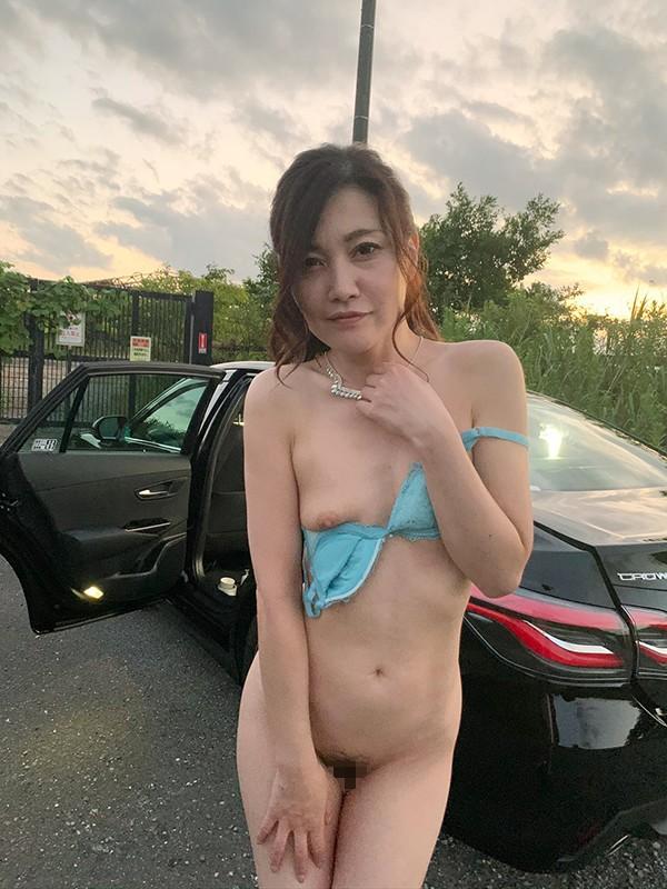 CAR SEX DRIVE カー・セックスドライブ 山野ゆりえ 43歳 2枚目