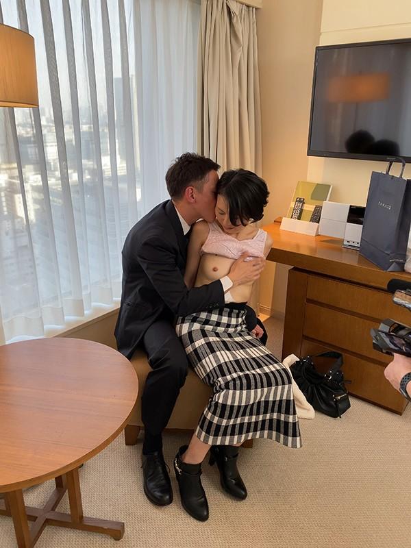 素敵な婦人 息子に会いに上京したはずなのに…イケメンナンパ師のテクにメロメロ 光代さん49歳 キャプチャー画像 6枚目